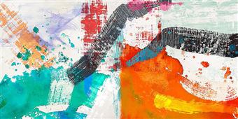 Cuadro canvas blinking