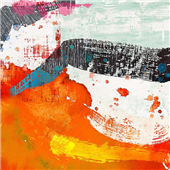 Cuadro canvas blink II