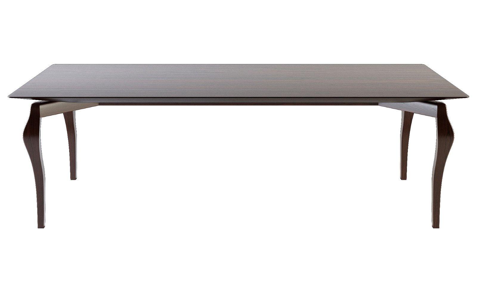 Mesa de comedor madera moderna Stileto