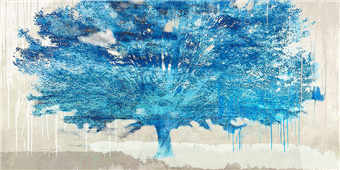 Cuadro canvas treexplosion