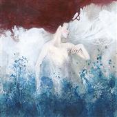 Cuadro canvas mermaid