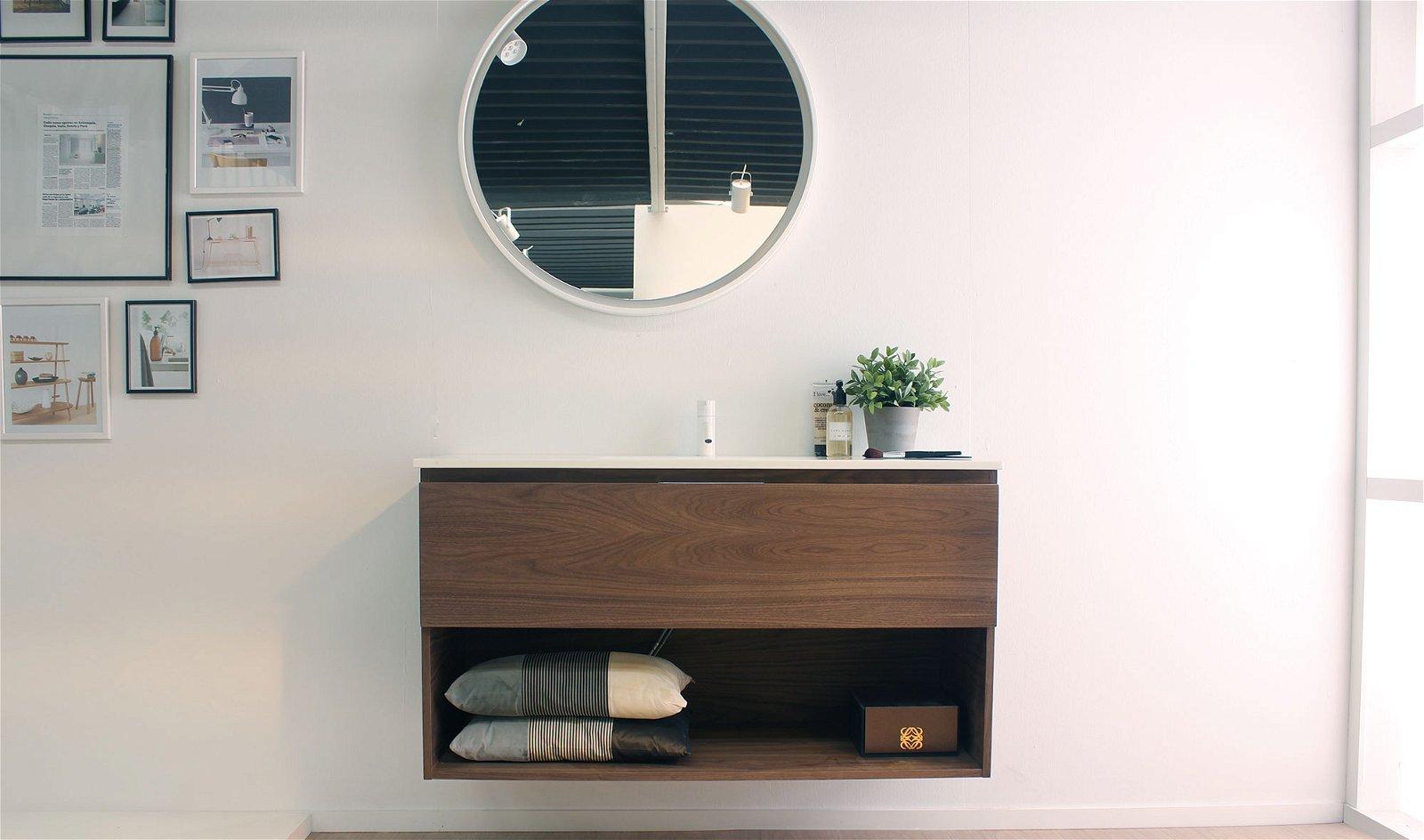 Mueble de baño moderno Gire