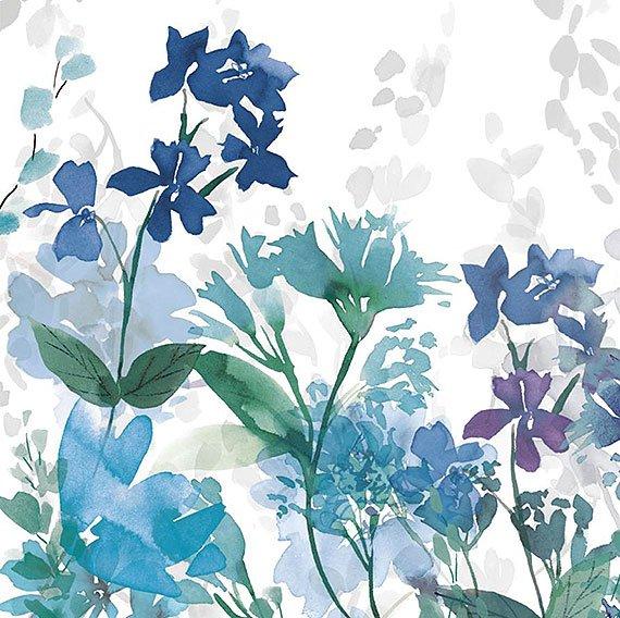 Cuadro canvas colors of the garden