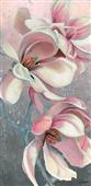Cuadro canvas sunrise blossom I