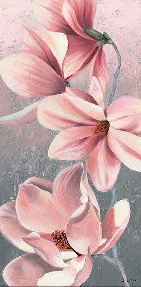Cuadro canvas sunrise blossom II