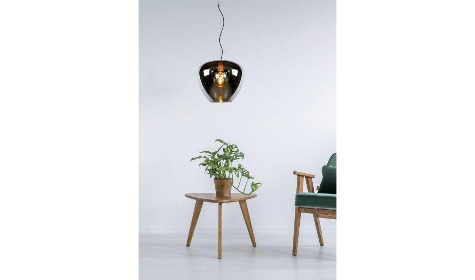 Lámpara de techo Apple Glass