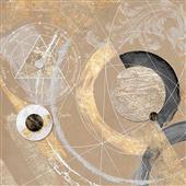 Cuadro canvas costellazioni II