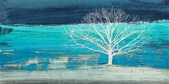 Cuadro canvas treescape 3