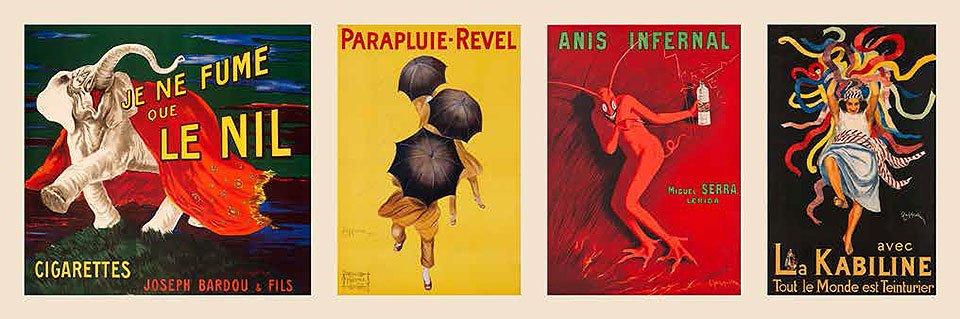 Cuadro canvas vintage parade I
