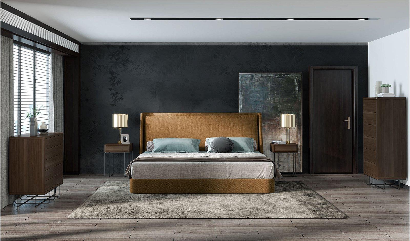 Dormitorio moderno Varila by Bodonni
