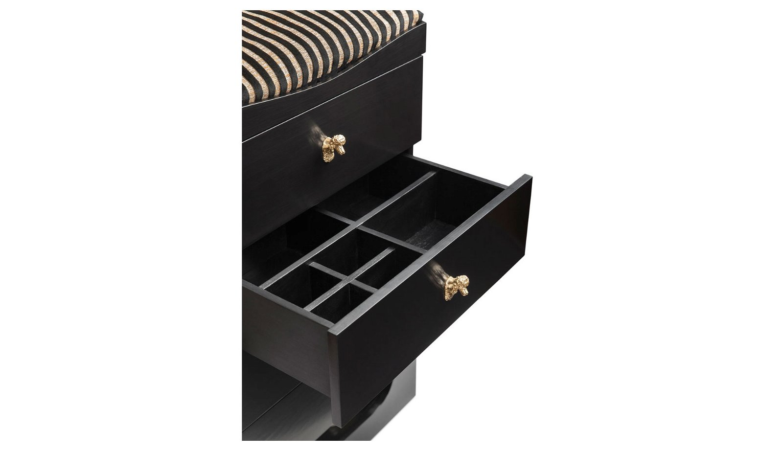 Mueble mascota negro Dog Or Victoria Vielle