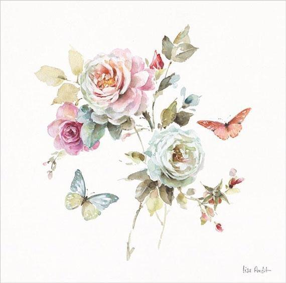 Cuadro canvas beautiful romance VII