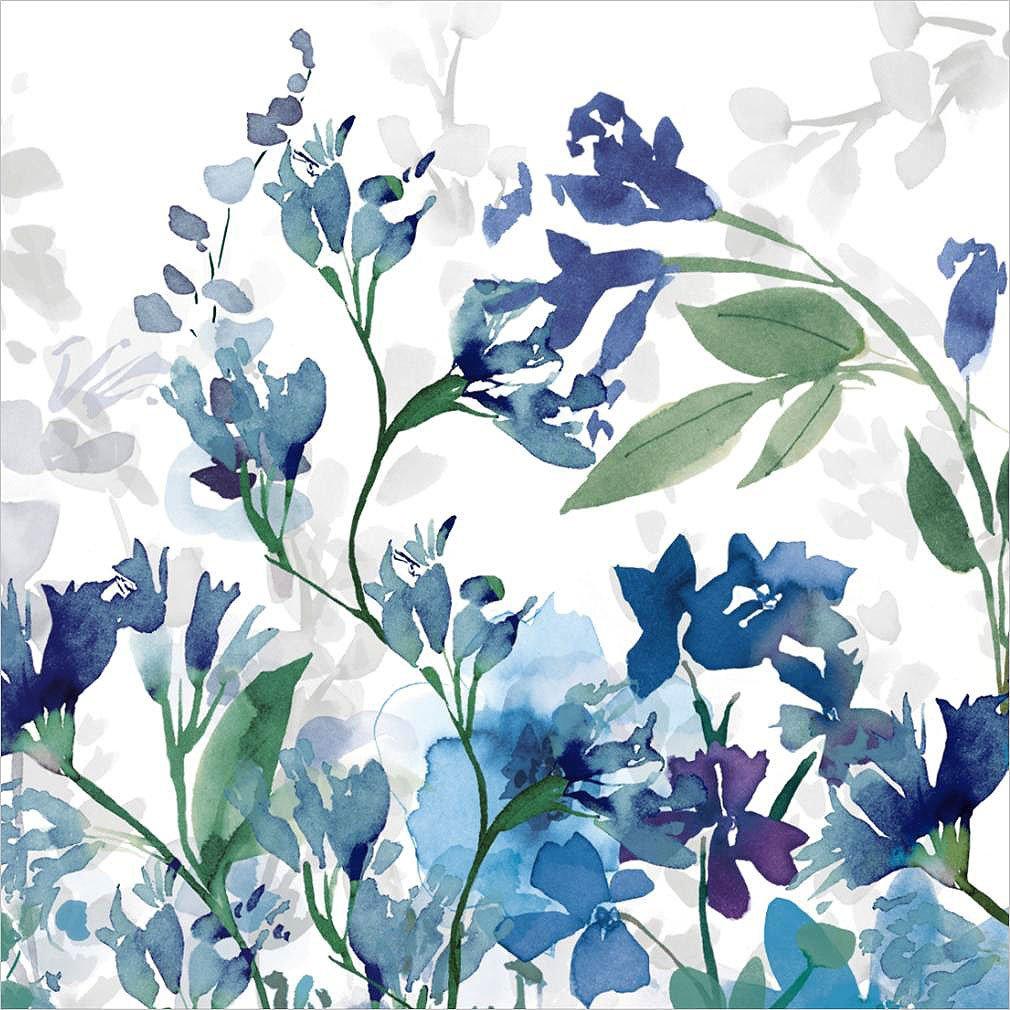 Cuadro canvas colors of the garden III