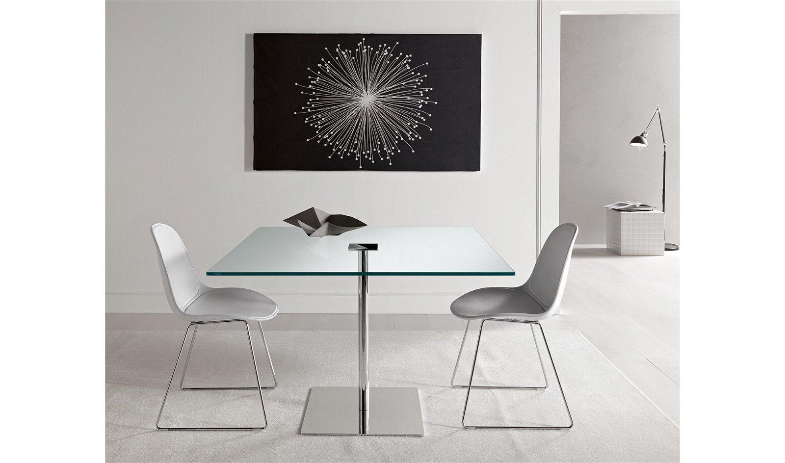Mesa de comedor cristal Farniente Tonelli
