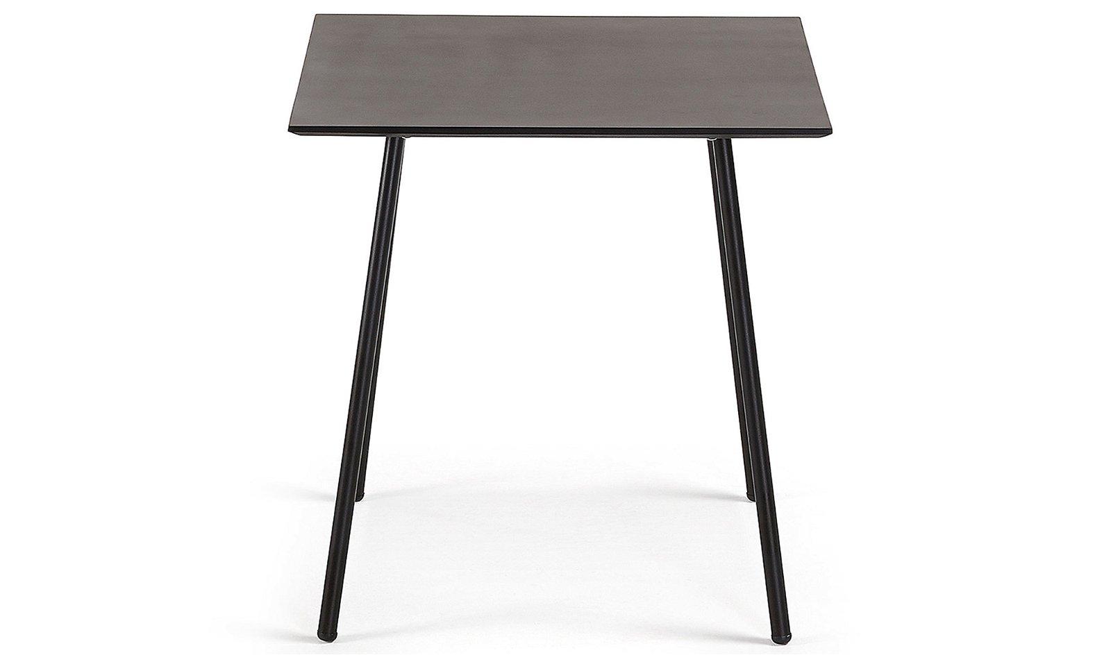 Mesa de comedor cuadrada cemento Ulri