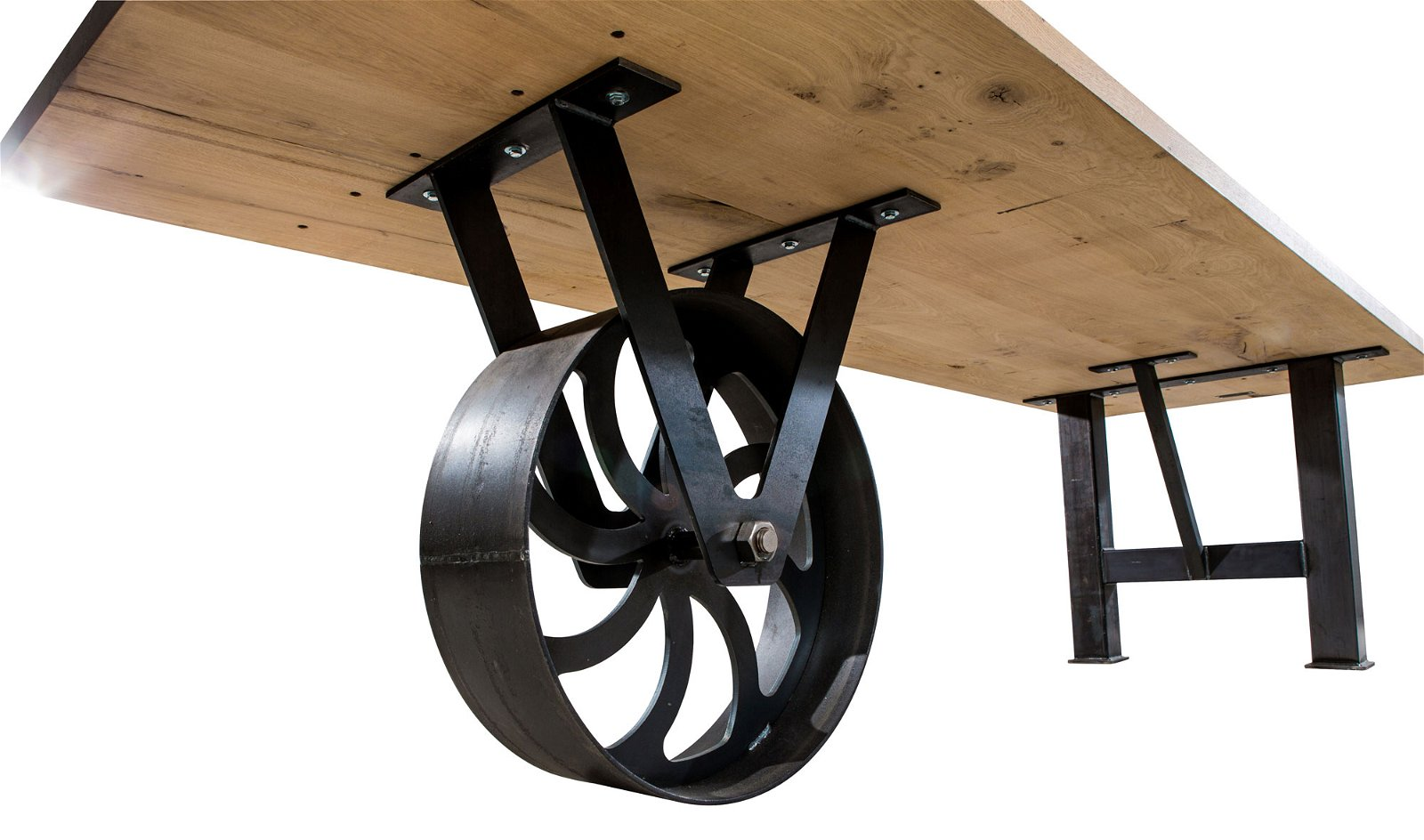 Mesa de Comedor Wheelbarrow
