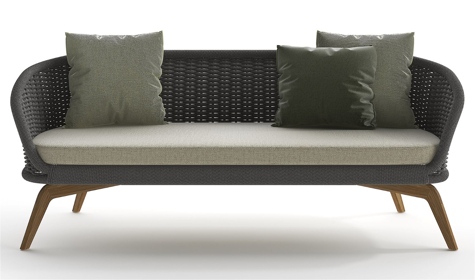 Sofá de jardín Dolu