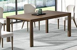 Mesa de comedor madera fija Dubra