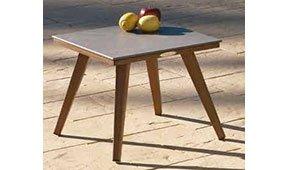 Mesa de rincón de jardín Recinflo