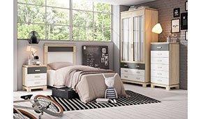 Dormitorio infantil Aspen