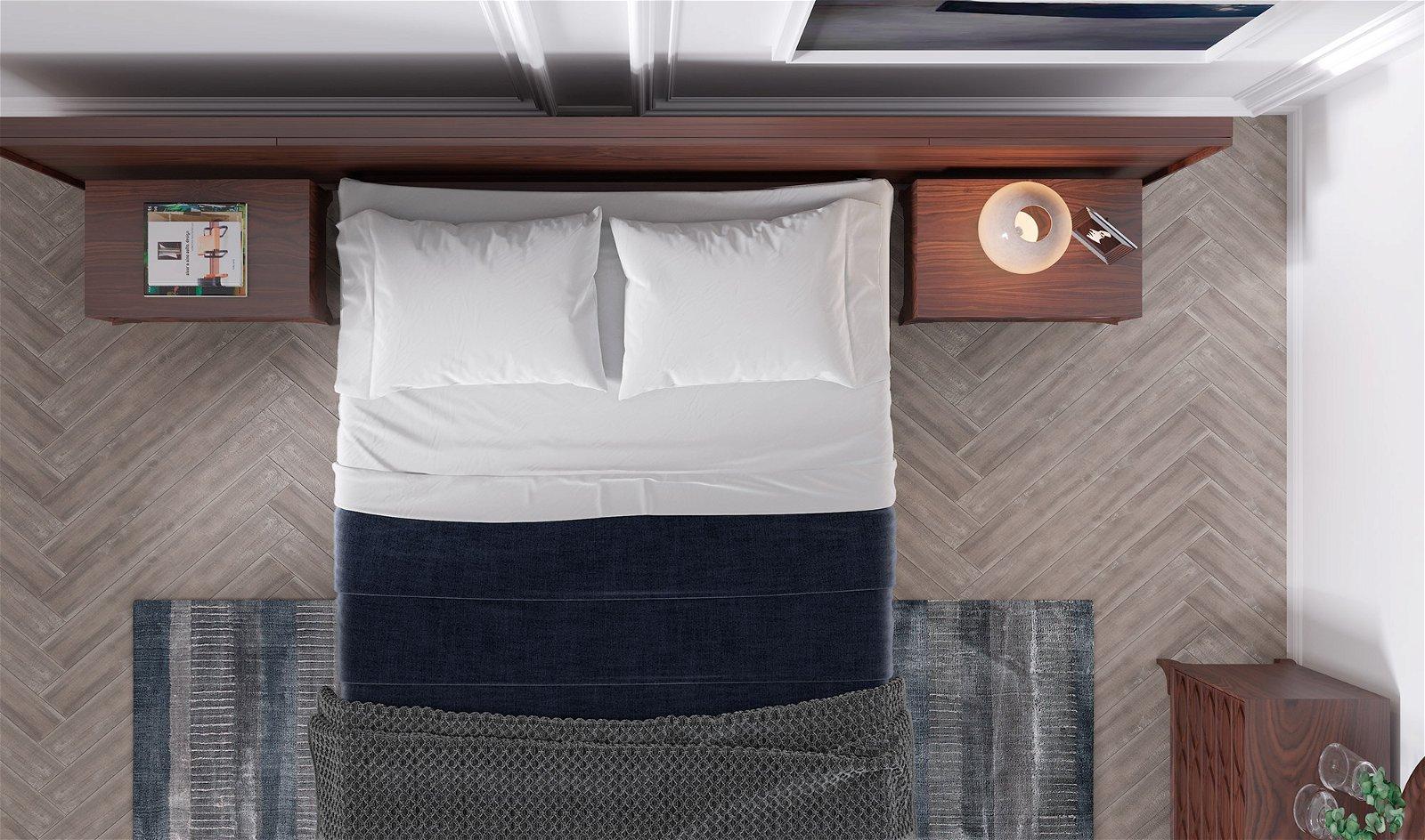 Dormitorio moderno Stiletto