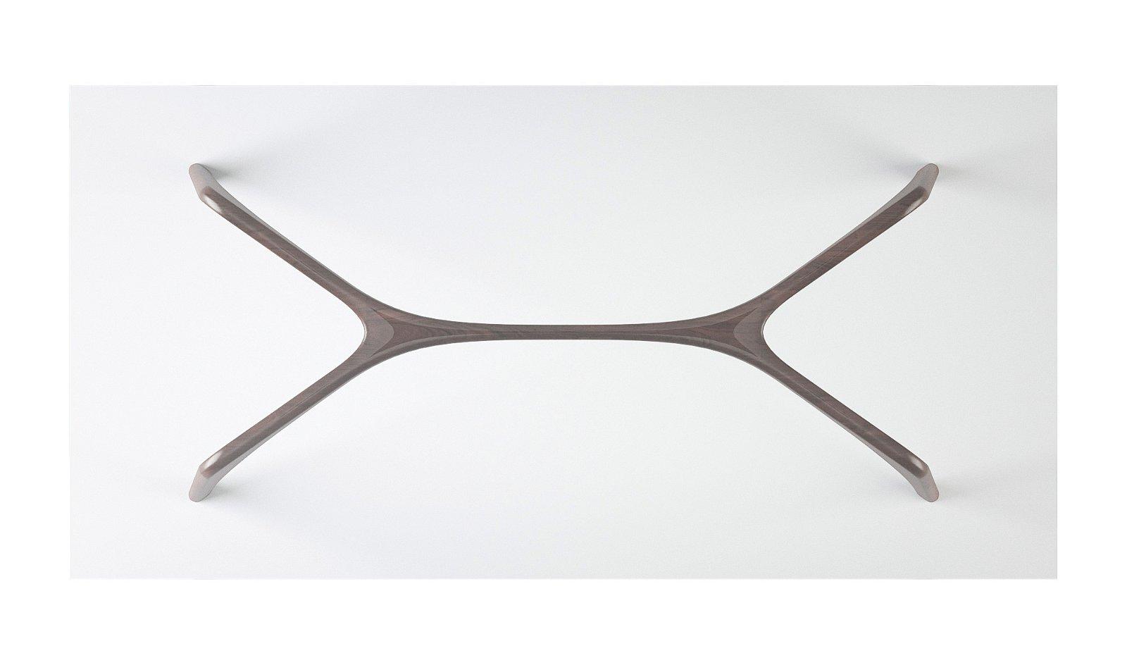 Mesa de comedor cristal Eleganzza