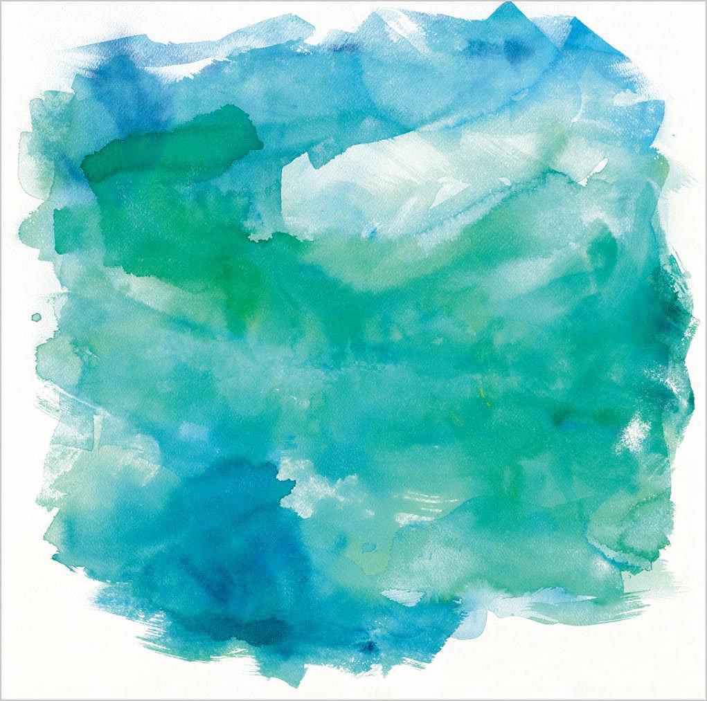 Cuadro canvas sea glass