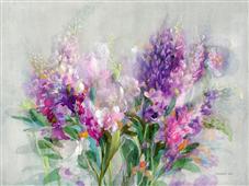 Cuadro canvas garden abundance
