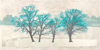 Cuadro canvas a winters tale