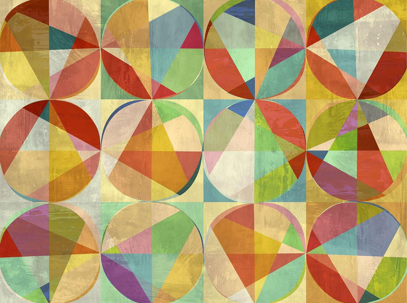 Cuadro canvas chromatic adventures