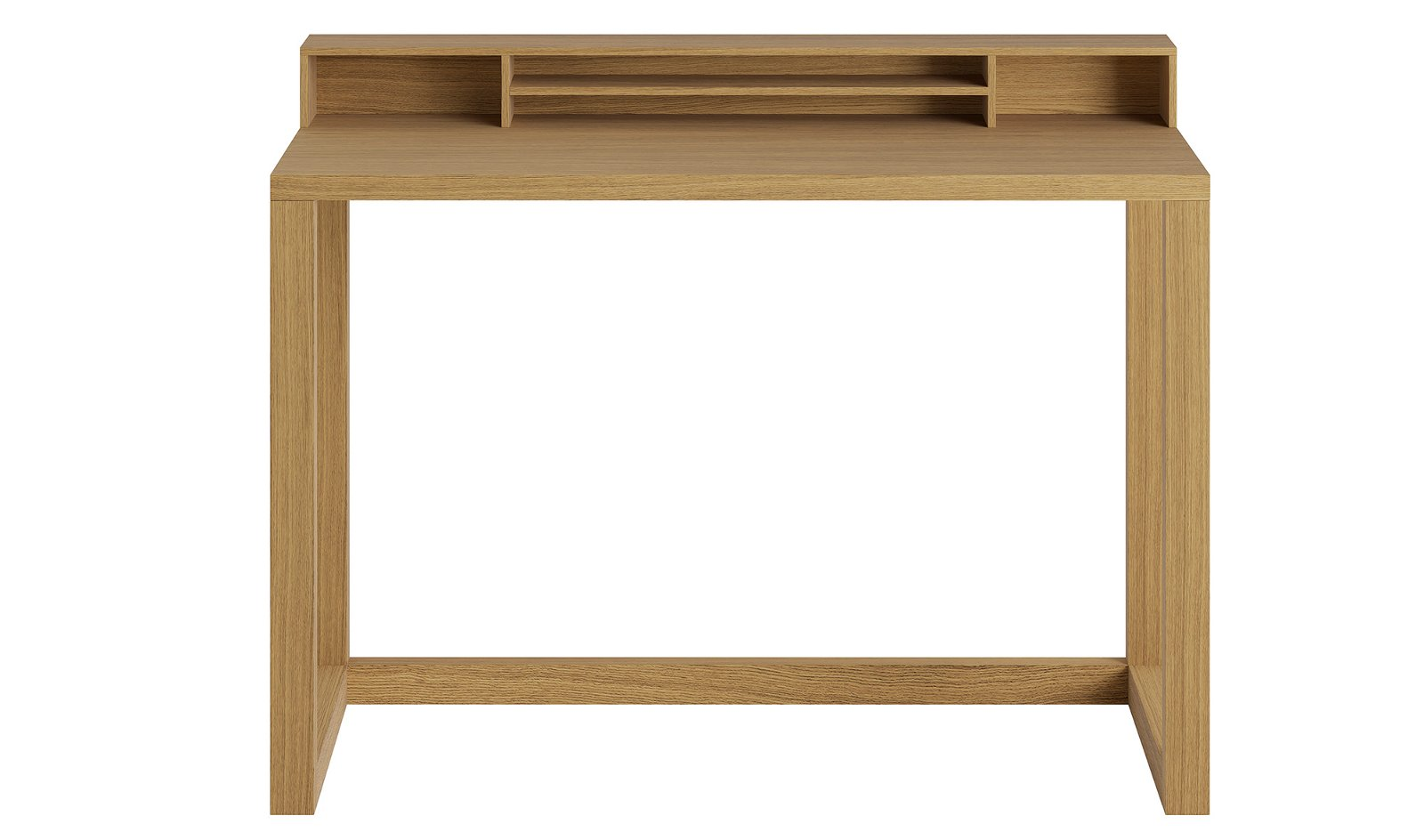 Mesa de escritorio roble nórdica Hagone