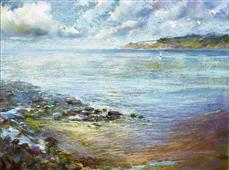 Cuadro canvas sail away