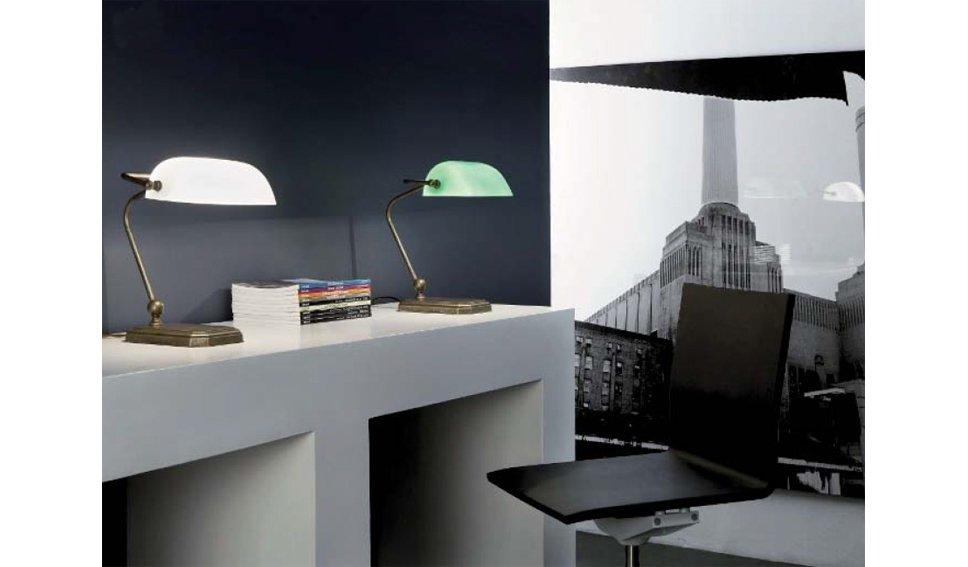 Lámpara de escritorio Banquero