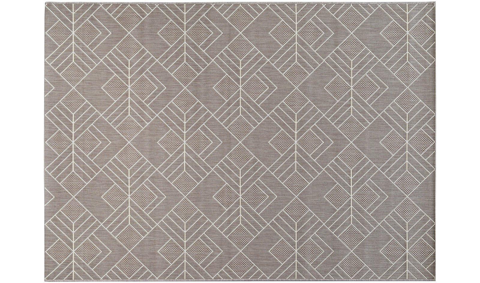 Alfombra rombo geometrico Kiribati