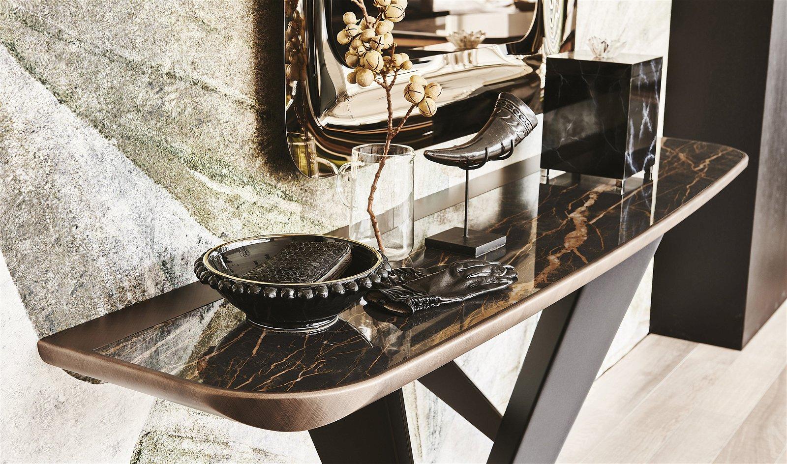 Consola Westin Keramik Premium de Cattelan Italia