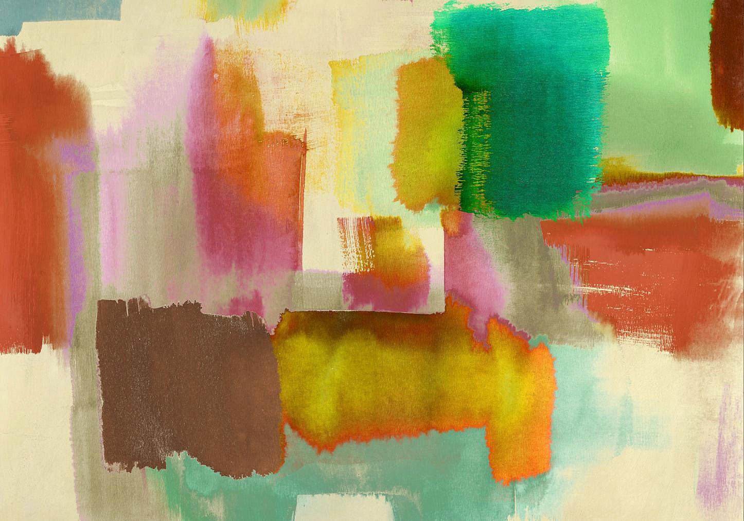 Cuadro canvas sensaciones de color