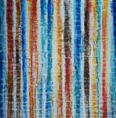 Cuadro pintura original colorful sensations