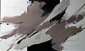Cuadro pintura original blacks