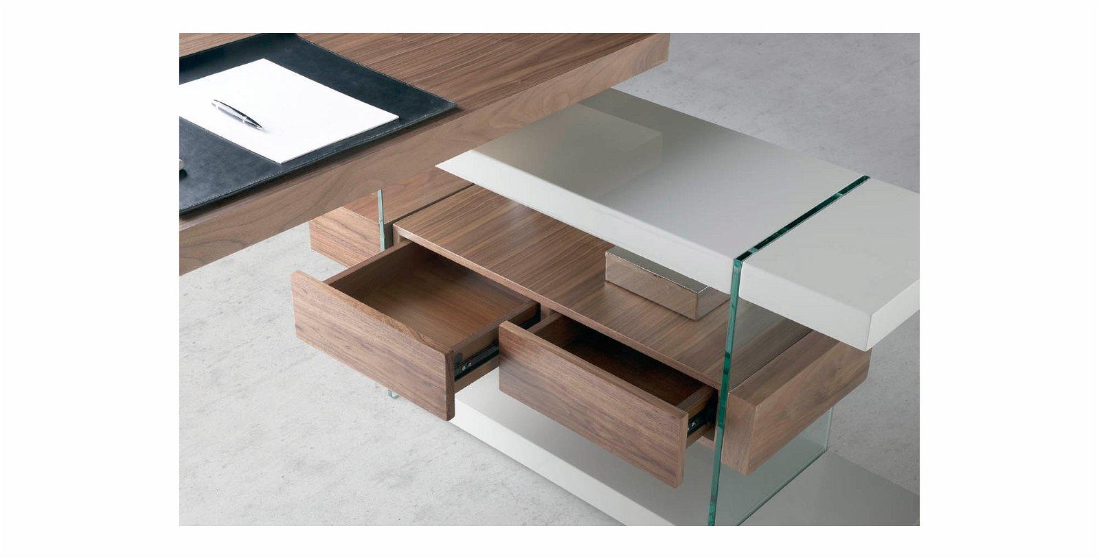 Mesa de escritorio de diseño Munio