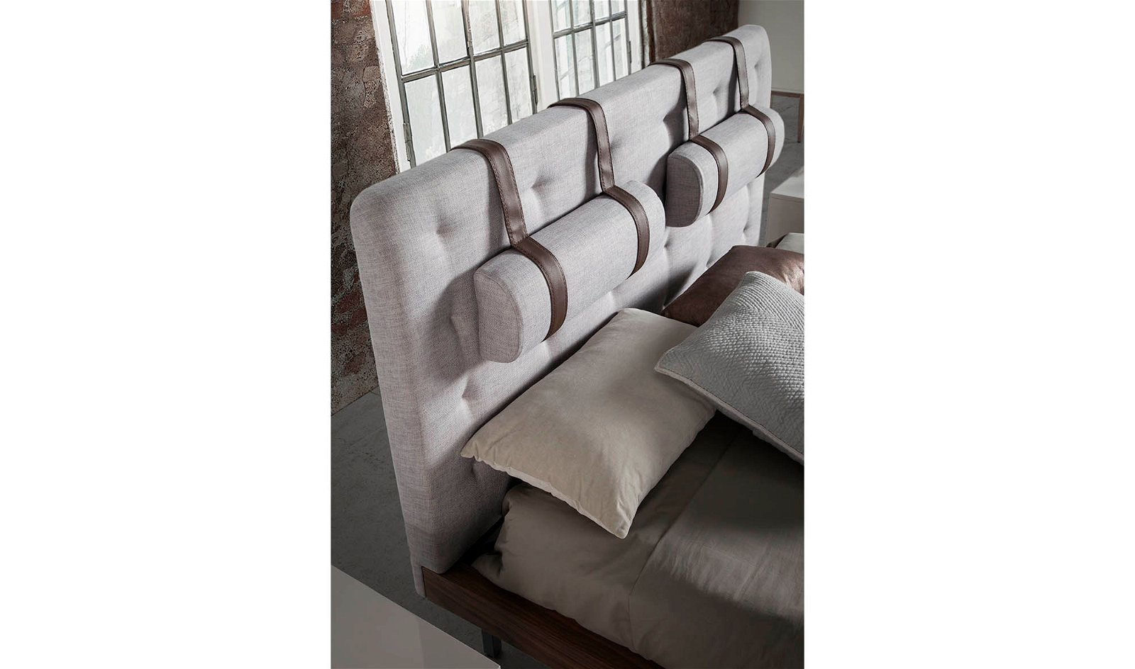 Dormitorio Isabella tapizado