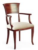 Sillon tapizado clasico Ras