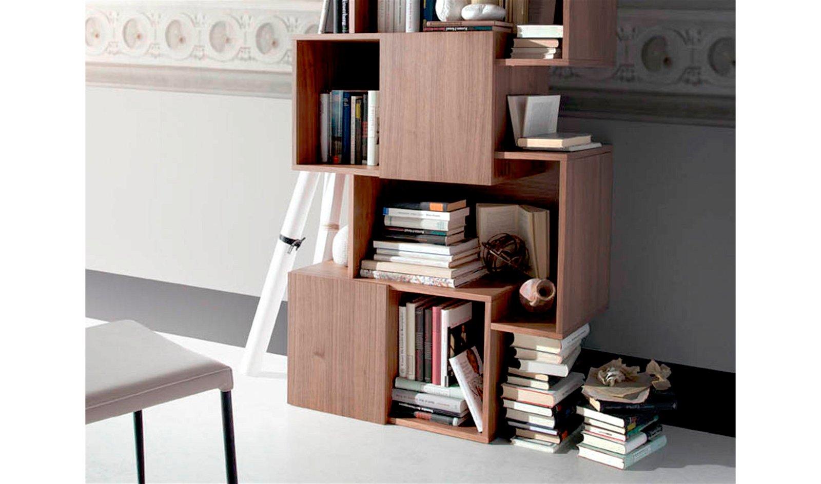 Librería moderna Kubic