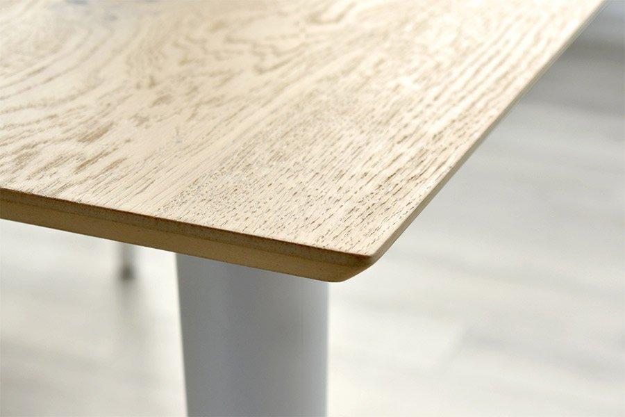 Mesa de comedor fija nórdica Vecare