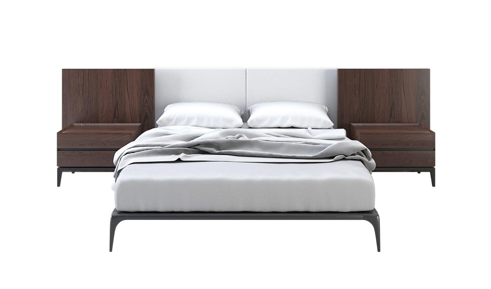 Dormitorio bajo de diseño Carezza