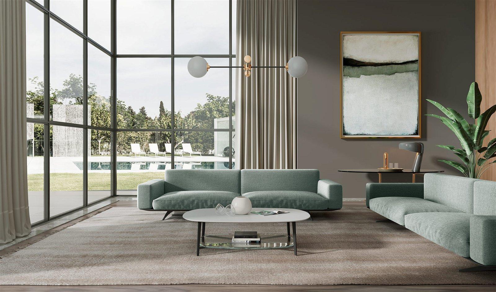 Sofá de diseño Florencia