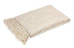 Manta de algodón Seila