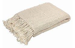 Manta de algodón Pearle