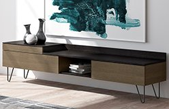 Mueble TV madera Esya