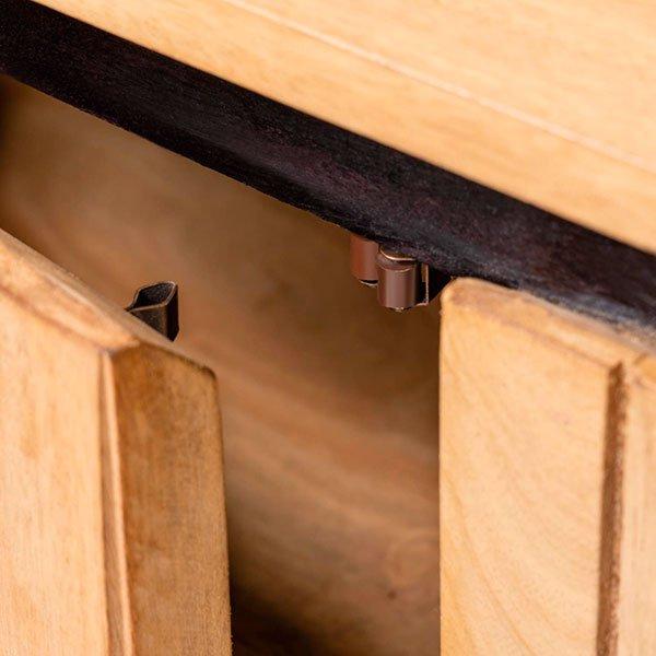 Mueble de TV nórdico mango lacia