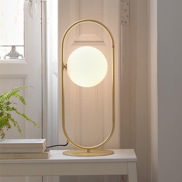 Lámpara de mesa Abbacus